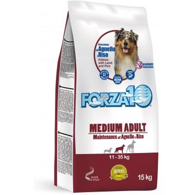 forza10 medium maintenance jagnięciną i ryżem