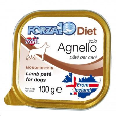 forza10 solo diet dla psa 100g