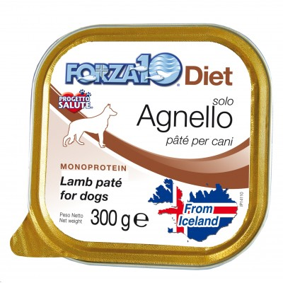 forza10 solo diet dla psa 300g