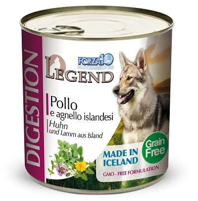 forza10 legend digestion kurczak i agnięcina