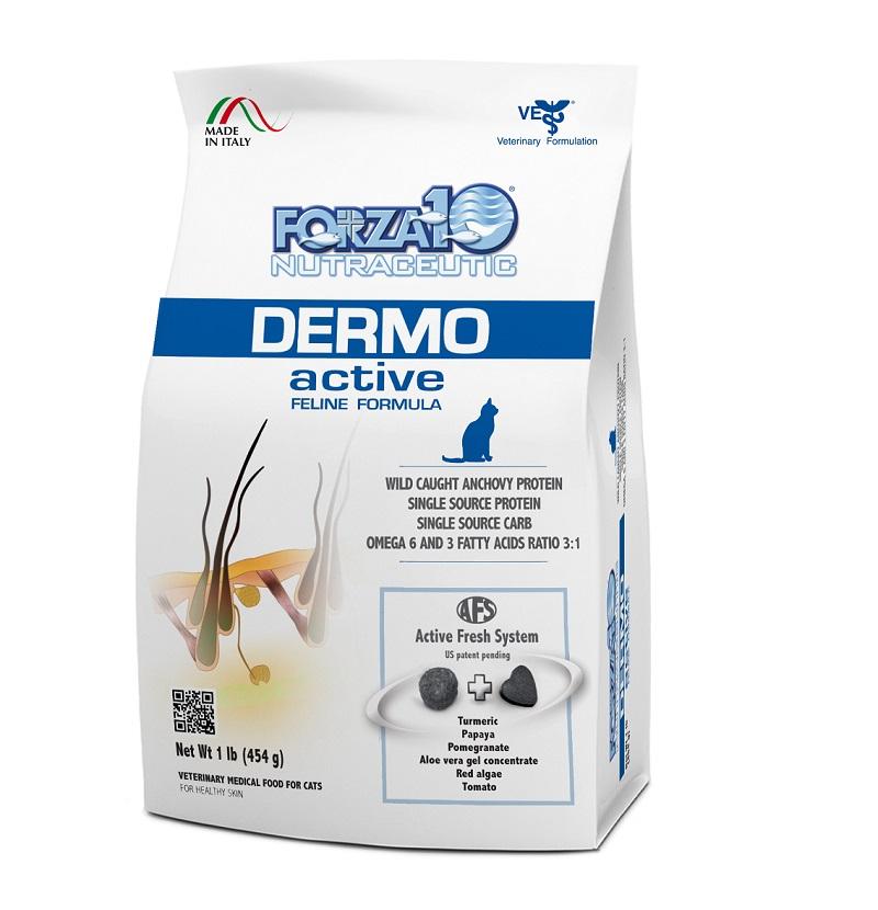 Forza10 Dermo active dla kotów