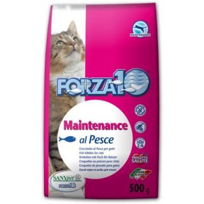 forza10 maintenance z rybą dla kota