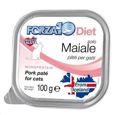 forza10 solo diet dla kota 100g