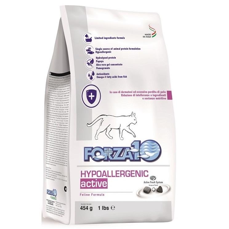 forza10 hypoallergenic active kot