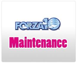 linia Forza10 Maintenance Line