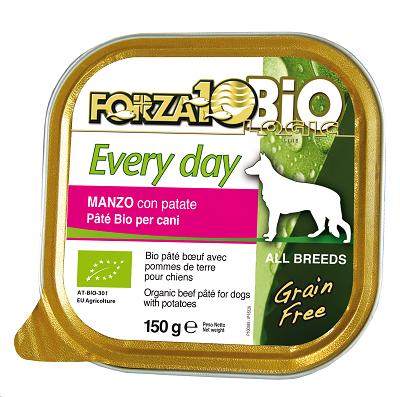 Forza10 Every day BIO wołowina 150g