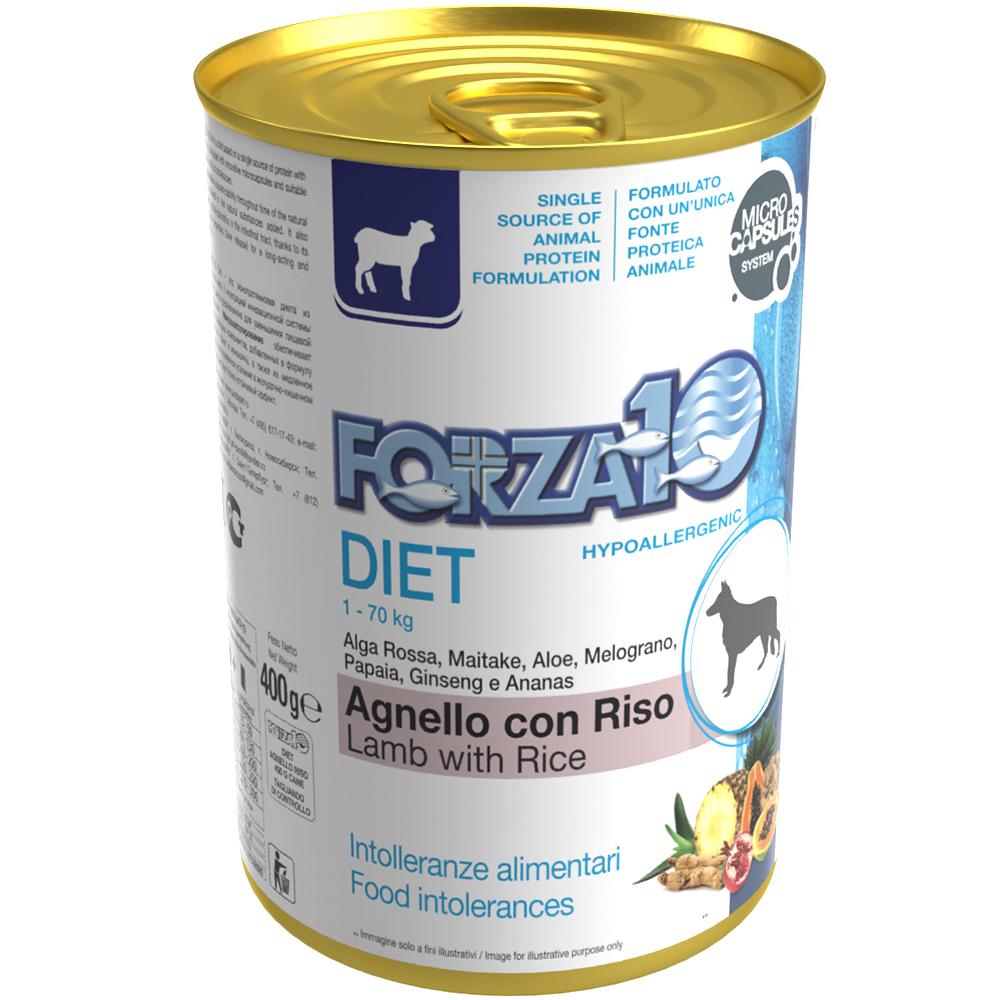 Forza10 Diet dla psa 400g
